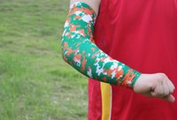 vente en gros nouveau base de baseball softball Golf live and die Arm Sleeve Cover Warmers UV Sun Protection