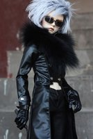 Wholesale- [wamami] 770 # Ledermantel / Anzug / Outfit / Clothes 3.1 SD DZ BJD Dollfie