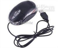 Wholesale Cheap 3d Mouse - Promotion! Mini USB Optical Scroll Wheel 3D Mice Mouse For PC Laptop 3D computer optical nice cheap mouse JBD-B3