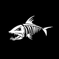 Wholesale Fish Bones Decals - Wholesale Car Stickers Sea Bone Fish Decal Vinyl Sticker For Hood Wall Laptop Window Truck Car Bumper