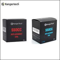 Wholesale Online Store For Wholesale - Kanger Online Store! 100% Authentic SSOCC Sub Ohm Coils 0.2 0.5 1.2 1.5 Ni200 SSOCC Coil for Kangertech Nebox Subvod Topbox Mini Nano TC Kit
