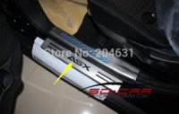 Wholesale Stainless steel scuff plate door sill set car accessories for Mitsubishi ASX M26352
