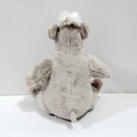 Wholesale Book Birth - Wholesale-Free shipping 1pcs 25cm The Jungle Book Baloo bear stuffed toys,Jungle Prince Plush soft toys