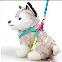 Wholesale Wholesale Clearance Online - Clearance Sale!!Halloween Gift Cheap Pet Small Dog Puppy Cat Rabbit Nylon Harness Collars Leash Lead pet online supplies
