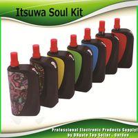 mod v3 venda por atacado-Original Amigo Itsuwa Soul Vape Starter Kits com Liberdade V1 0.5 ml Tanque 1000 mah Bateria caixa Mod Liberty V3 V5 V8 V8 V9 Kit 100% Autêntico