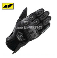 Wholesale rs taichi gloves - Wholesale-FREE SHIPPING Brand New RS TAICHI Driving Racing Motorcycle Cycling RAPTOR AIR Leather Gloves