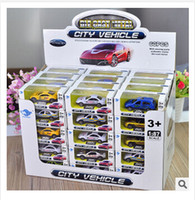 Wholesale 1 Diecast Cars Model Vehicle High Quality Baby Toy Cars Diecast Car Model Christmas Gifts m00577