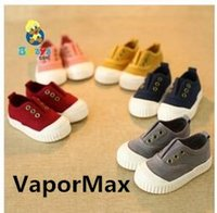 Wholesale first version - P39-2 Lucus's store nlke ai rvapor perfect version baby shoe baby first walkers (true to size) black white any two pairs free dhl double box