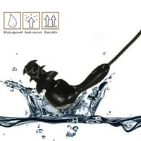 Wholesale Mp3 For Swimming - Sports In-ear Swimming Waterproof Earphone 3.5mm Headphone for iPhone iPod FM MP3