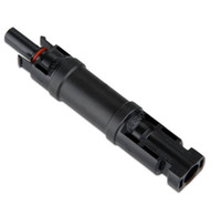 stecker mc4 großhandel-10 PC / Los Solarpv-Diodenverbinder, mc4 imprägniern Diodenhalter, Fabrik-Preis + freies Verschiffen, 10A / 1000V