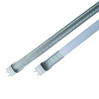 Wholesale Bi Pin Bulbs - T8 28W 4 Ft led tube bulbs bi pin G13 base 2ft 3ft 4ft 5ft 8ft 18W 36W 45W 72W best quality lamps