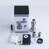 Wholesale Newest Clearomizer Atomizer - Newest Smok TFV4 Tank Clearomizer tfv4 atomizer Sub Ohm Coils Full Kit and Single Kit 5ML Smoktec triple coil for xcube ii M80 Plus DHL Free