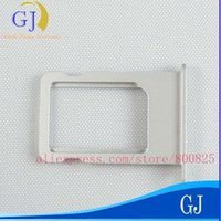 Wholesale Mail Holders - Wholesale-Brand New sim tray holder for Iphone 5G, Sim Card Slot Tray 10pcs lot ,brand new , Free Shipping by Air mail