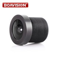 Wholesale Ir Board Lens - Lens mount board 1.8mm 170 Degree Wide Angle CCTV IR Board Camera Lens