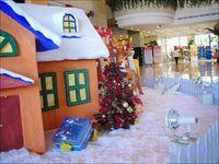 partido mágico do pó venda por atacado-Prop magia DIY neve artificial instantânea em pó simulação neve decorações da festa de natal frete grátis