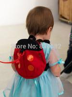 Wholesale Safety Harness Toddler Bat - FG1511 J.G Chen Baby Kid Keeper Safety Harness Toddler Walking Safety Harness Anti-lost Backpack Leash Bag Strap Rein Bat Ladybug Bag