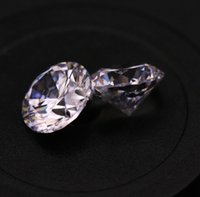 Wholesale diamond loose - AAA Clear Cubic Zirconia White Lab Created Diamonds 3.25-5mm Loose Stone For Jewelry Making 500psc Lot
