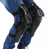 Wholesale Bike Brace - 1pair Knee Shin Guards Protector Braces Adult Knee Shin Tactical Protector Brace ATV Motocross MX Dirt Bike Cycling Knee Pads