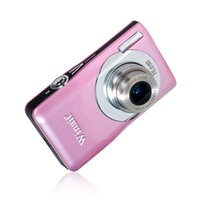 "Wholesale Digital Camera 15mp - 15Mp max 9MP CMOS Sensor Digital Camera with 5x Optical Zoom 4x Digital Zoom Lithium Battery and 2.7"" TFT LCD Display"