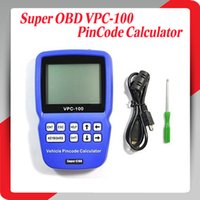Wholesale Calculator Immo - Wholesale-Lifetime Free Update! Immo Code VPC-100 Vehicle PinCode Calculator Car Key Code Reader VPC100 Locksmith