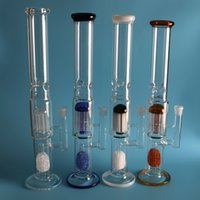 Wholesale pipe for hot water for sale - Group buy Glass water bongs for sale glass smoking pipes smoking bongs hot percolator bong factory direct sale
