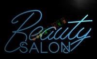 Wholesale Neon Signs Nails - LB308-TM Beauty Salon Hair Nails OPEN NR Neon Light Sign. Advertising. led panel.jpg