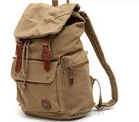 kore kanvasının rahat sırt çantası toptan satış-Tiki Tarzı sırt çantası Tuval sırt çantaları rahat kanvas çanta sırt çantası seyahat çantası erkekler Koreli öğrenciler çantası