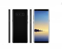 Goophone S8plus Smartphone 6.2 polegadas Celulares Android Quad Core MTK6580 1G / 8G falso 4G LTE Unlocked Cell s8 plus Phones