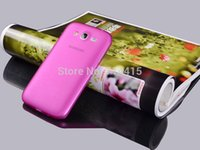 Wholesale Grand Duos Skin - Wholesale-New Cute 0.3mm Ultra Thin Soft Case Cover Skin For Samsung Galaxy Grand Duos i9080 i9082