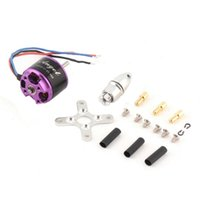 Wholesale Quad Copter Motors - High Quality Multi-Copter Quad Angel A2212-13 KV980 Brushless Motor For Airplane