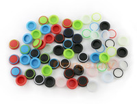 Wholesale xbox buttons - NEW Silicone Thumbsticks Joystick Caps Cover for PS3 PS4 XBOX ONE XBOX360 Wireless Controllers