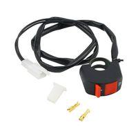 Wholesale Hazard Lights Switch - 5pcs Universal Handlebar Motorcycle Accident Hazard Light Switch ON OFF Button