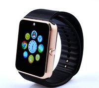 Wholesale Cheap Phone For Kids - 2015 New Bluetooth Smart Watch with SIM and TF card slot for iPhone 6 puls 5S Samsung S4 Note 3 Android Smart phone gt08 cheap smart watch