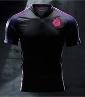 Wholesale Xl Project - 17 18 liga mx chivas Guadalajara Project Pink soccer jersey 2017 2018 BRIZUELA chivas football shirt PULIDO LOPEZ Camisa PIZARRO maillot
