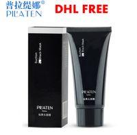 Wholesale pilaten blackhead remover for sale - Group buy 100pcs PILATEN Blackhead Remover Deep Cleansing Purifying Peel Acne Treatment Mud Black Mud Face Mask