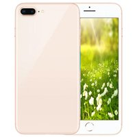 Wholesale Chinese Wholesale Smartphones - Goophone i8 plus 5.5inch 512M 4G Android 6.0 2G phone shown Fake Octa Core 4G LTE Unlocked Smartphones