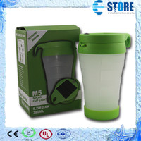 Wholesale Power Drinks - High Quality Solar Powered Outdoor Indoor Solar Led Lamp Solar Cup Light for Drinking and Reading