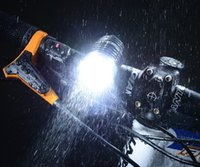 Wholesale Led Para Bike - 1800LM USB Powered LED Cycling Bycicle Bike Bicycle Accessories T6 Light Head lamp farol bike luz de para bicicleta 1800 lumen