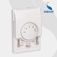 Wholesale Central Air Temperature - Wholesale-Temperature fan speed Control Floor Heating System Saipwell SP-1000 house room Mechanical thermostat central Air-condition