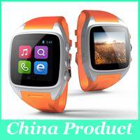 Wholesale Mini Gps Sport - Hot Smart Watch X01 Waterproof IP67 iPad Mini IPS Screen 3.0 Mega Pixel Camera 720P With Wifi Handsfree Sport Watch Function 010220