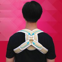 Wholesale Shoulder Back Posture - Body support corrector Professional shoulder brace Back kyphotone Medical treatment scapula fixed Young people posture correct