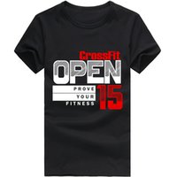 Wholesale Hunting Tee Shirt Xl - Wholesale-New Arrival Tops Open Crossfit Funny T-SHIRT Humor Hunting Camp Drinking Tee T Shirts Mens Hip Hop Man Tshirt Summer