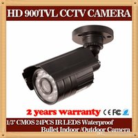 Wholesale Ip 66 Camera - CIA- NEW ARRIVAL,High quality 900TVL CCTV bullet camera with 3.6mm ip 66 weather-proof IR LEDs built in 24pcs IR LEDs security camera