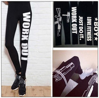 1b971b63ac3d7a Wholesale white cotton leggings for sale - Group buy 18 Styles Women Sport  Pants Lady Trousers