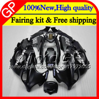 Wholesale blue motorcycle fairing for sale - Group buy Body For SUZUKI KATANA GSXF GSXF600 GP9 GSX600F GSXF750 Matte black Motorcycle Fairing