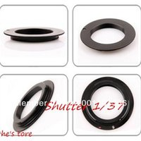 M42 gratuit Lens pour Canon EOS Adapter Ring 4 Rebel XSi T1i T2i A5