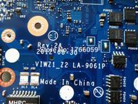 материнская плата la оптовых-Оптово-VIWZ1_Z2 Ла-9061P ноутбук материнская плата для Lenovo Z500 плате 100% тестирование работает идеально