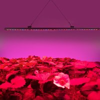 Wholesale Led Bars For Sale - Hot sale led grow light bar 54w hydroponic led grow light strip Red+Blue for indoor greenhouse Plant Veg grow Flower Strip Lamp Waterproof