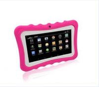 Wholesale Tablet Pc For Sale - 758 Children tablet PC 1G 4G Quad Core 7 inch android 5.1 tablet pc special for kid Hot sale and Free Shipping Ysinke