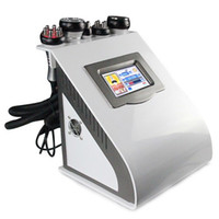 Wholesale Used Cavitation Liposuction - Professional portable ultrasound liposuction 40K cavitation vacuum multipolar RF beauty slimming machine for salon use with CE approval